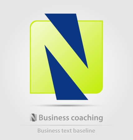 coaching: Business coaching ic�ne d'affaires pour les t�ches de conception cr�atives