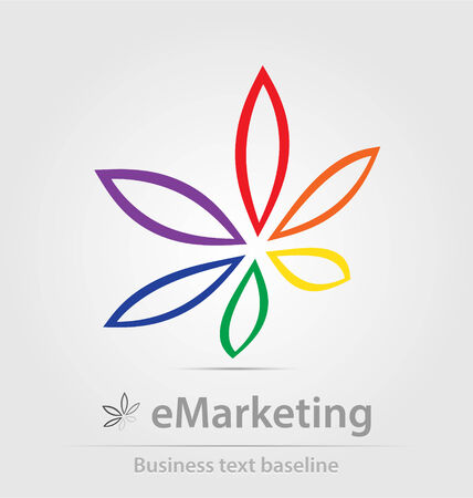 emarketing: eMarketing business icon for creative design