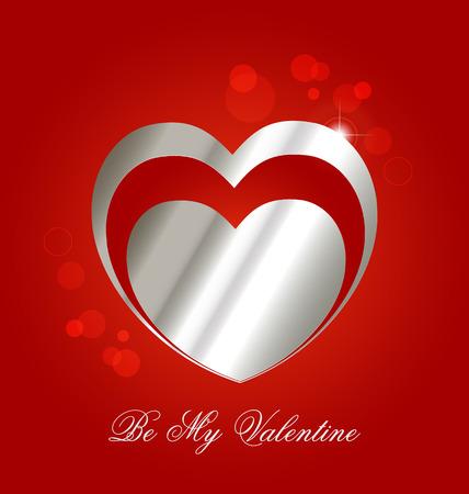 fondness: Valentine�s day celebration background