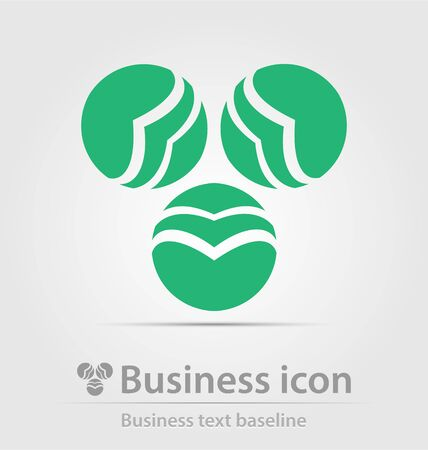 renewing: Originally created business icon for creative design work