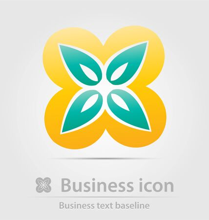 Originally created business icon for creative design work