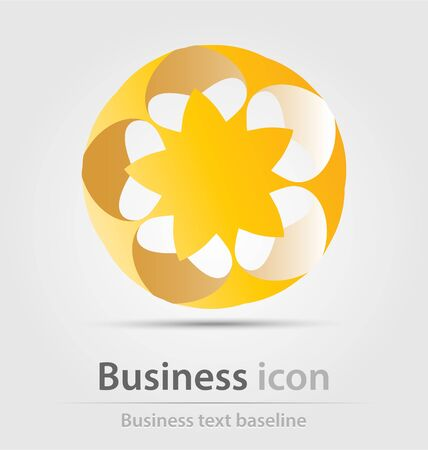 renewing: Originally created business icon for creative design