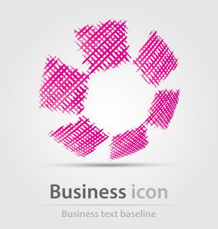 originally: Originally created business icon for creative design