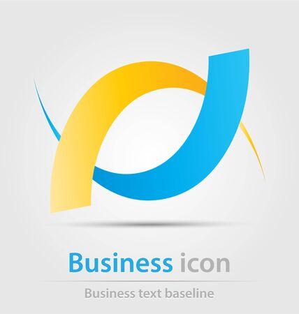 originally: Originally created business icon for creative design needs
