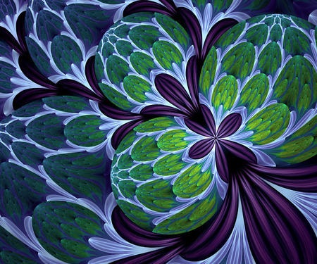 generating: Computer generated fractal artwork  for design, art and entertainment