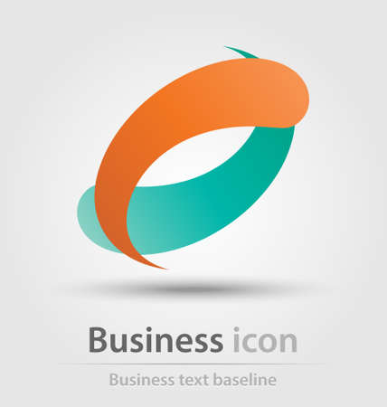 creative industries: Originally created business icon for creative design tasks Stock Photo