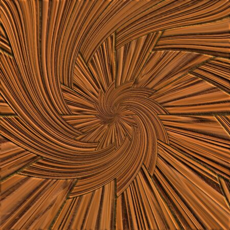 polished wood: Background seamless tile with embossed mosaic pattern on polished wood Stock Photo