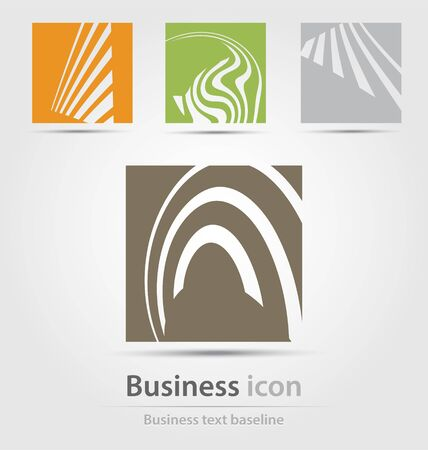 renewal: Originally created business icon collection for creative design tasks