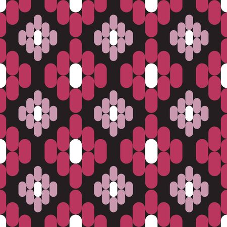 pave: Seamless ornament pattern vector tile for multipurpose use in design Illustration