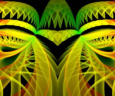 Computer generated fractal artwork for creative art,design and entertainment Stock Photo - 86057780