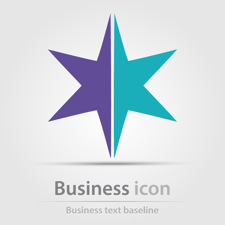 Originally created business icon for creative design tasks.