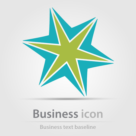 Originally created business icon for creative design tasks.