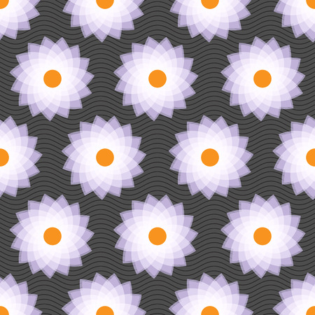 Ornament pattern vector tile template vector illustration
