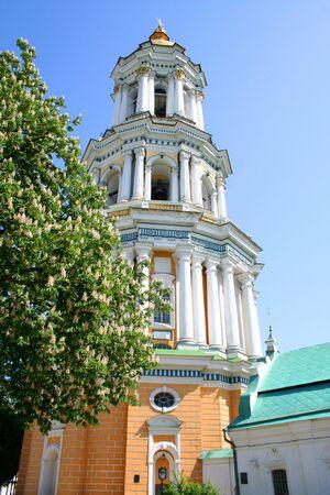 edifice: Chapel in the Pecherskaya Lavra - religious edifice, Kiev, Ukraine