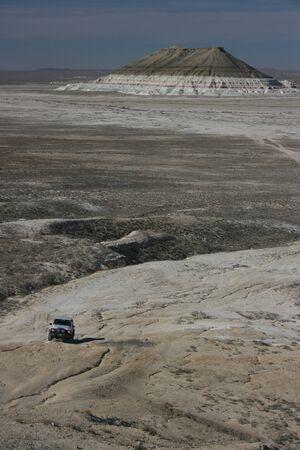 kazakhstan: 4x4 Track