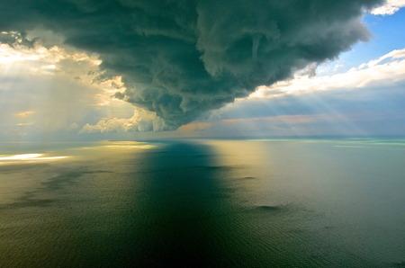 caspian: Weather over the Caspian Sea