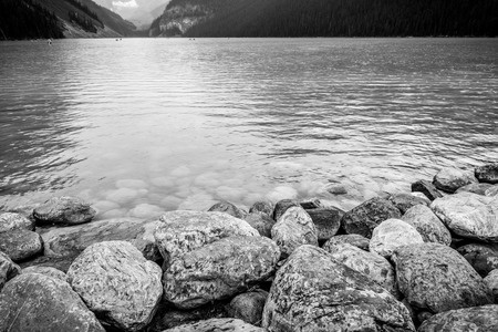 louis: Photo of the lake louis in Canada