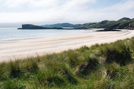 Oldshoremore sand beach, Scotland
