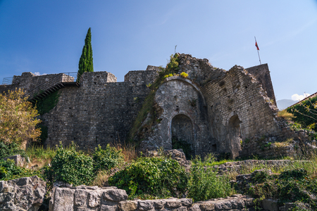 Stari Bar or simply Old Bar, the fortress is now an open-air museum and the largest and the most important Medieval archaeological site in the Balkans which is not yet archaeologically researched.