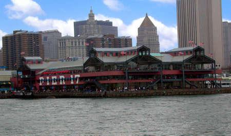 17: Pier 17 - Ciudad de Nueva York