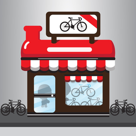 red bike store