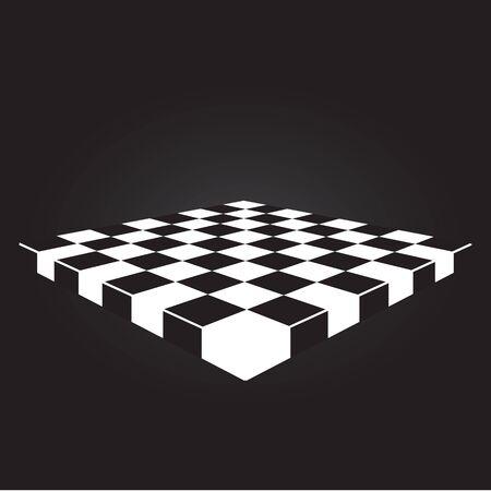 board: checkers board