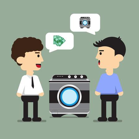 Buy a washing machine