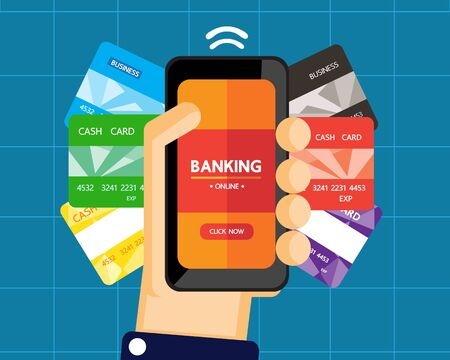 banking and finance: mobile banking