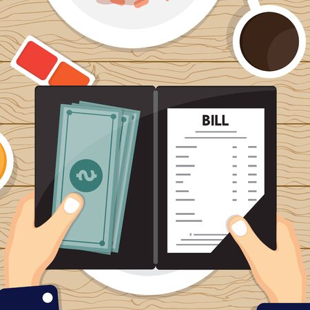 pay bill: Bill Pay with cash