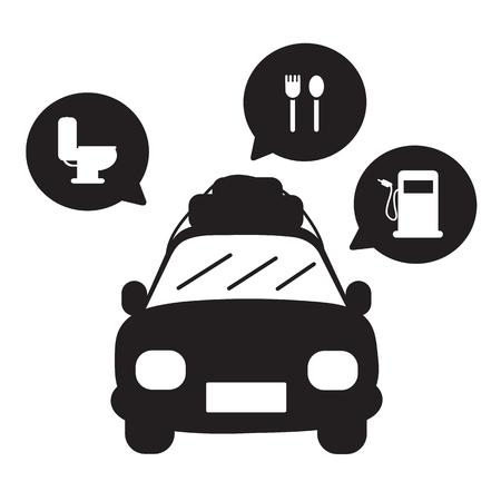 dive trip: Travel by car