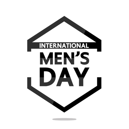 men's: INTERNATIONAL MENS DAY Illustration