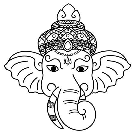 gods: Ganesha is a god of wisdom.