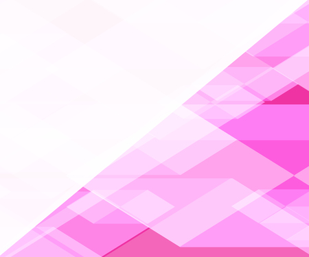 Pink abstract background vector design. Illustration