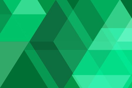Green abstract background design for business  graphic illustration
