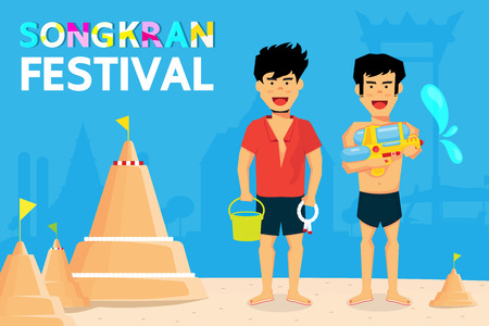 Thailand Songkran Festival Is the new year of Thailand.
