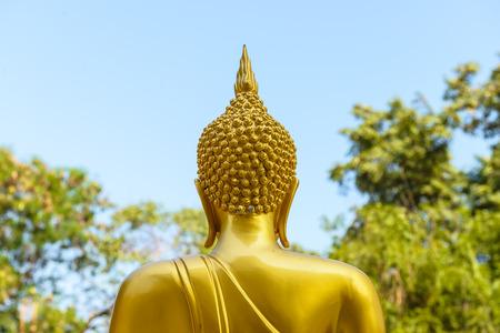 budha: Thai  Golden Buddha