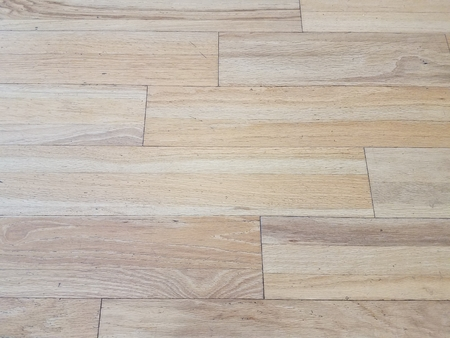 light brown wood floor