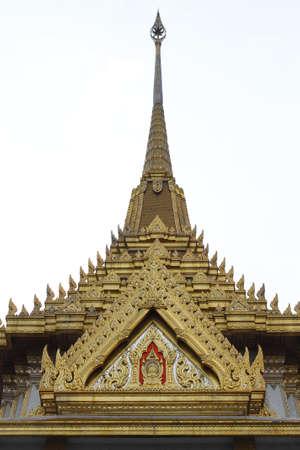 bangkok temple: Bangkok Temple Stock Photo