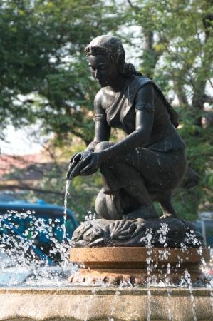statuary: Statuary in City