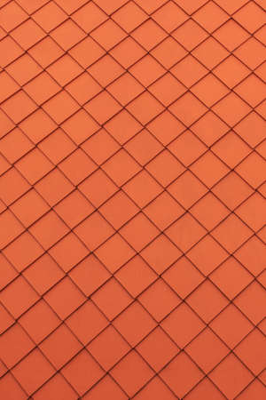 roof tiles: Orange roof tiles. Abstract background.