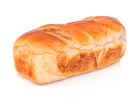 Bread - Bread isolated on white background. The file includes a clipping path, so its easy to work.