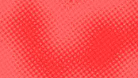 Red pop art background in retro comic style with halftone dotted design, vector illustration eps10