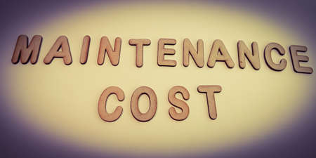 Internal cost word communication art abstract visible at beautiful business abstract purpose. Archivio Fotografico