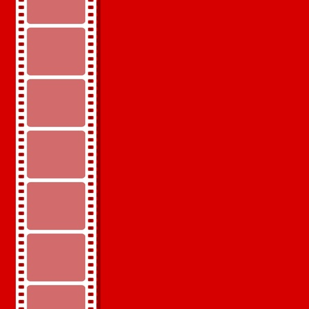 Film Stripe Vector