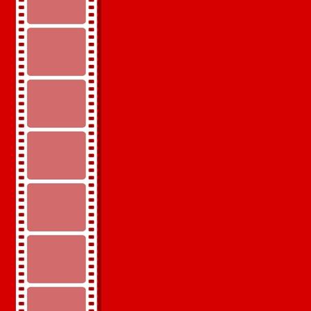 negative spaces: Film Stripe