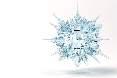 snowflake: Crystal Snowflake