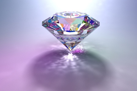 gemstone jewelry: Diamond