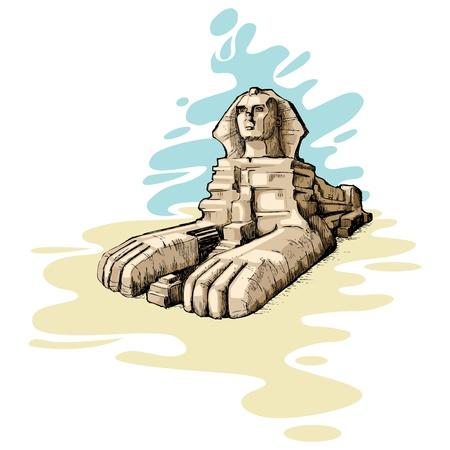 esfinge: La Gran Esfinge