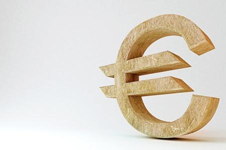 Rocky Euro Symbol photo