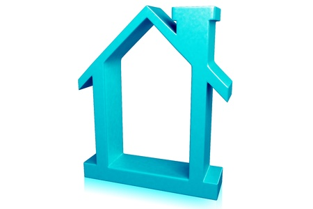 House Symbol Stock Photo - 12997846